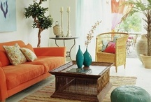 Living Room / by Audrey Neng
