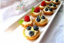 Pie/tart ideas / Pies and tarts
