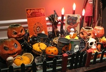 Vintage Halloween / All things vintage Halloween