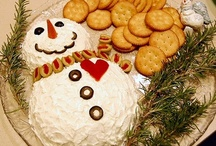 Christmas Party Foods / Because you can never have enough ideas or inspiration for Cookie Exchange party food!