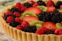 Pies, Pastries and Tarts / Sweet endings. Life is short... eat dessert first!