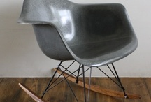 Chairs I own or want to own