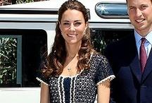 Kate Middleton's Style / by Audrey Neng