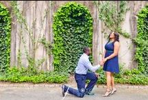 Real Engagement Sessions / by Black Bride