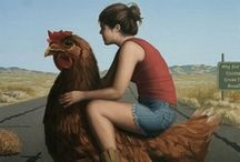 BOW DOWN to the Chooks / by E. Rede M.