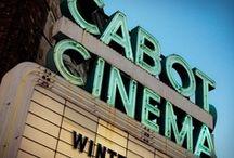 Movie Theatre Signs