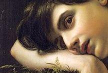 ART classical / ART les classiques / Les détails des tableaux de les plus grands maîtres de la peinture