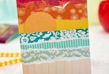 Handmade Cards Inspirations / by Audrey Neng