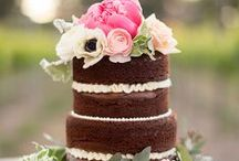 Naked Wedding Cakes / Gorgeous Cakes With Less Icing!!!