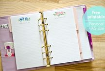 planner/journey cray cray / Special place for my planner obsession