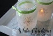 Celebrate Christmas / Christmas decor ideas as well as DIY projects