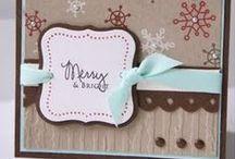 Handmade Christmas Cards / by Audrey Neng