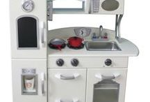 Kitchens - pretend play for kids / here you will find a selection of kids for home corner and pretend play for kids