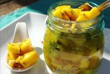 Pickles, Relishes, Dips & Dressings / by Audrey Neng