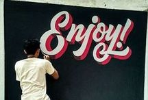 Painted Wall Signs