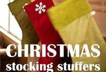 Stocking Stuffers / by Brandy Gottlieb Coble