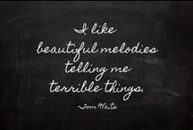.quotes.words. / by Jessica Valerio