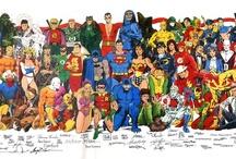 Superheros! / by Jamie Kracko
