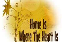 No place like home / by Judy Taylor
