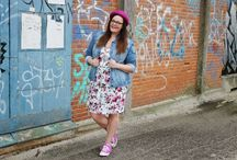 My Style / Looks from my blog www.stickysweetdanish.com