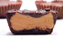 peanut, peanut butter and chocolate / by Betsy Brenizer