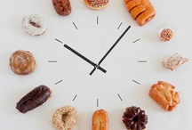 time to make the donuts / by Betsy Brenizer