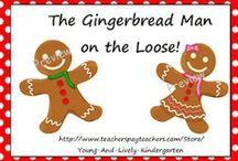 Gingerbread Man Hunt / by Meredith Haithcock