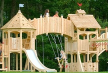 Things to make for the playground