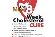 """Food Heart Health Low Cholesterol  / Cholesterol - nature or nuture DNA or Diet - you can try things - here is what is recommended in the book """"The New 8 Week Cholesterol Cure""""  / by Stevie & Sammy The Kopper Kat My journey through life with my cat"""