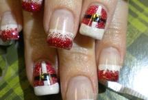 Nails - Winter/Xmas / by kristi Lupkes