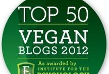 Vegan Blogs & Websites