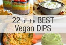 Dips, Sauces & Spreads / Try to reduce the oils in these recipes.