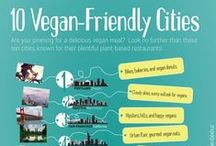 Vegan Restaurants USA, Canada & Abroad  / I have included restaurants that offer to serve a vegan dish as well.