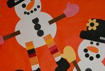 Snowmen / by Meredith Haithcock