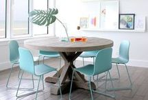 Chairs, tables & designs / by Lyra Kelsey