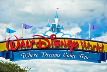 The Disney Dream.. : ) / by Judy Taylor