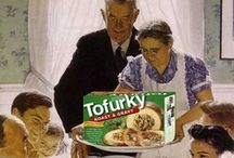 Thanksgiving / Make Holiday dishes that are easy in divided vegan households, choose from the many delicious vegan roast and veganTurkey Entrees from Tofurky, Gardein and Field Roast.