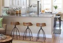 Kitchens, offices & entry ways / by Lyra Kelsey