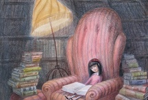 The Love Of Books / by Judy Taylor