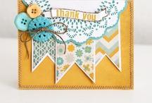 Card ideas / by Jennifer Crowden