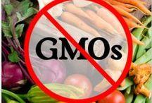 "Say ""NO"" to GMO'S"