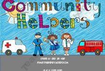 Community Helpers / by Meredith Haithcock