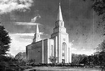 Church & Family History  / by Tara Mc