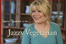 Jazzy Vegetarian (all vegan recipes)
