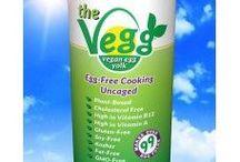 """The Vegg"" Vegan Egg Yolk / This product is a vegan egg yolk replacement for recipes calling for egg yolk"