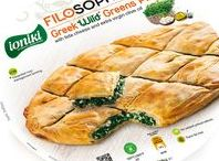NEW FRESH FILOSOPHY LINE / IONIKI for once more pleasantly surprises consumers all over the world with new logo and fresh design in packaging!  The new delicate white packaging is inspired by the treasures of the Mediterranean diet which emphasizes the consumption of simple, pure food found in nature such as olives & nuts.