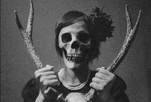 Skeletons, bones, skulls