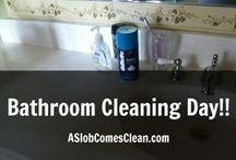 My Cleaning Obsession  / by Tara Mc