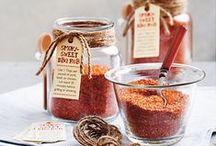 Spices, seasoning & salts / by Lyra Kelsey