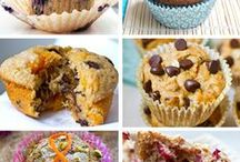 Muffins / Please take the time to make your own cakes and muffins. Store bought cake, cupcakes and cookies mixes such as Pillsbury and Betty Crocker contain hydrogenated oils and high fructose corn syrup, dairy, artificial flavors and GMO ingredients.